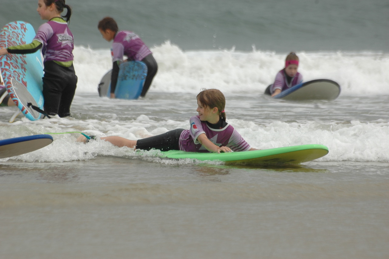 Onaka - cours de surf Hendaye