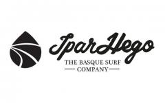 logo Ipar Hego - the basque surf company