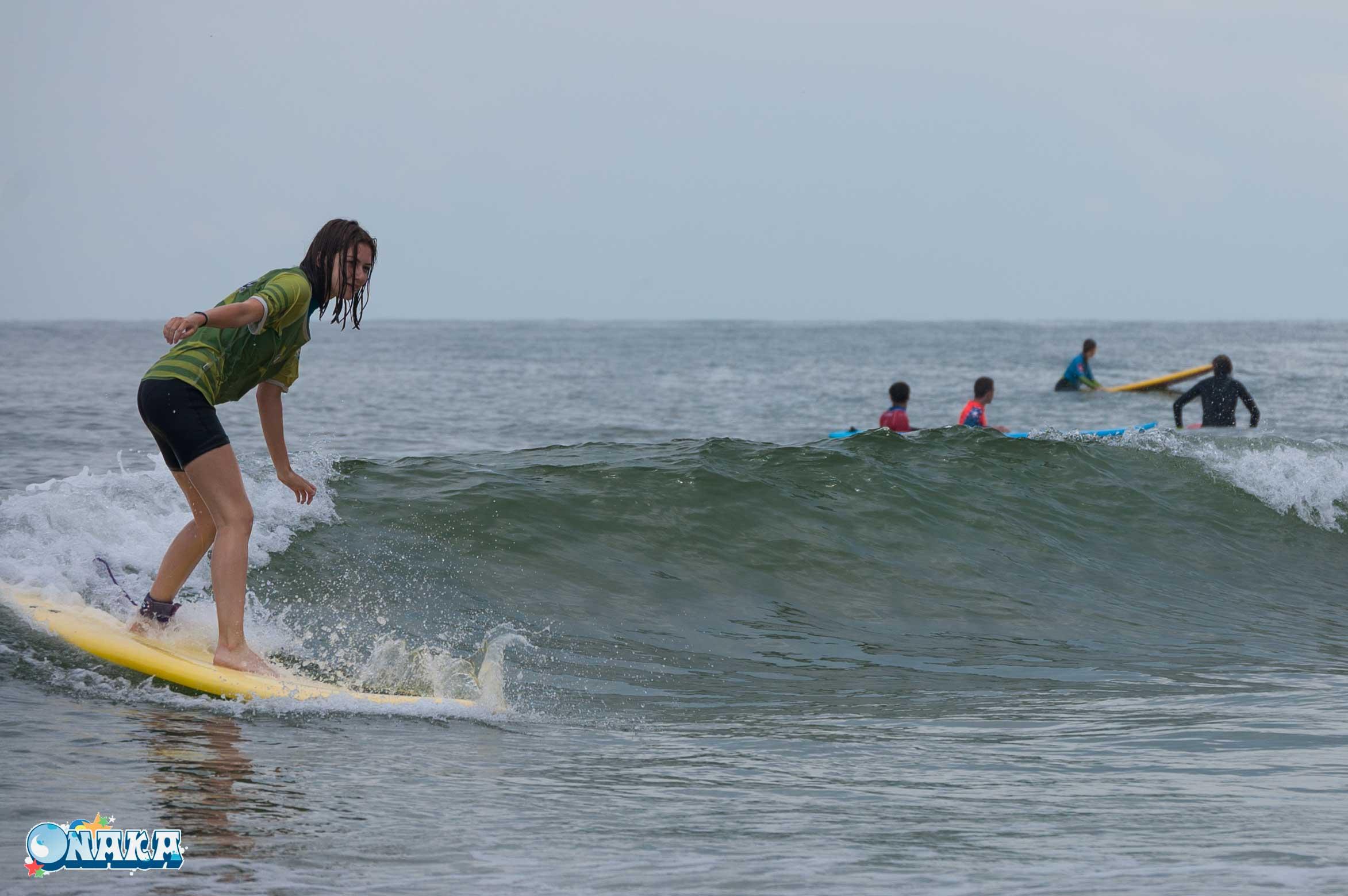 Onaka - Surf groupe