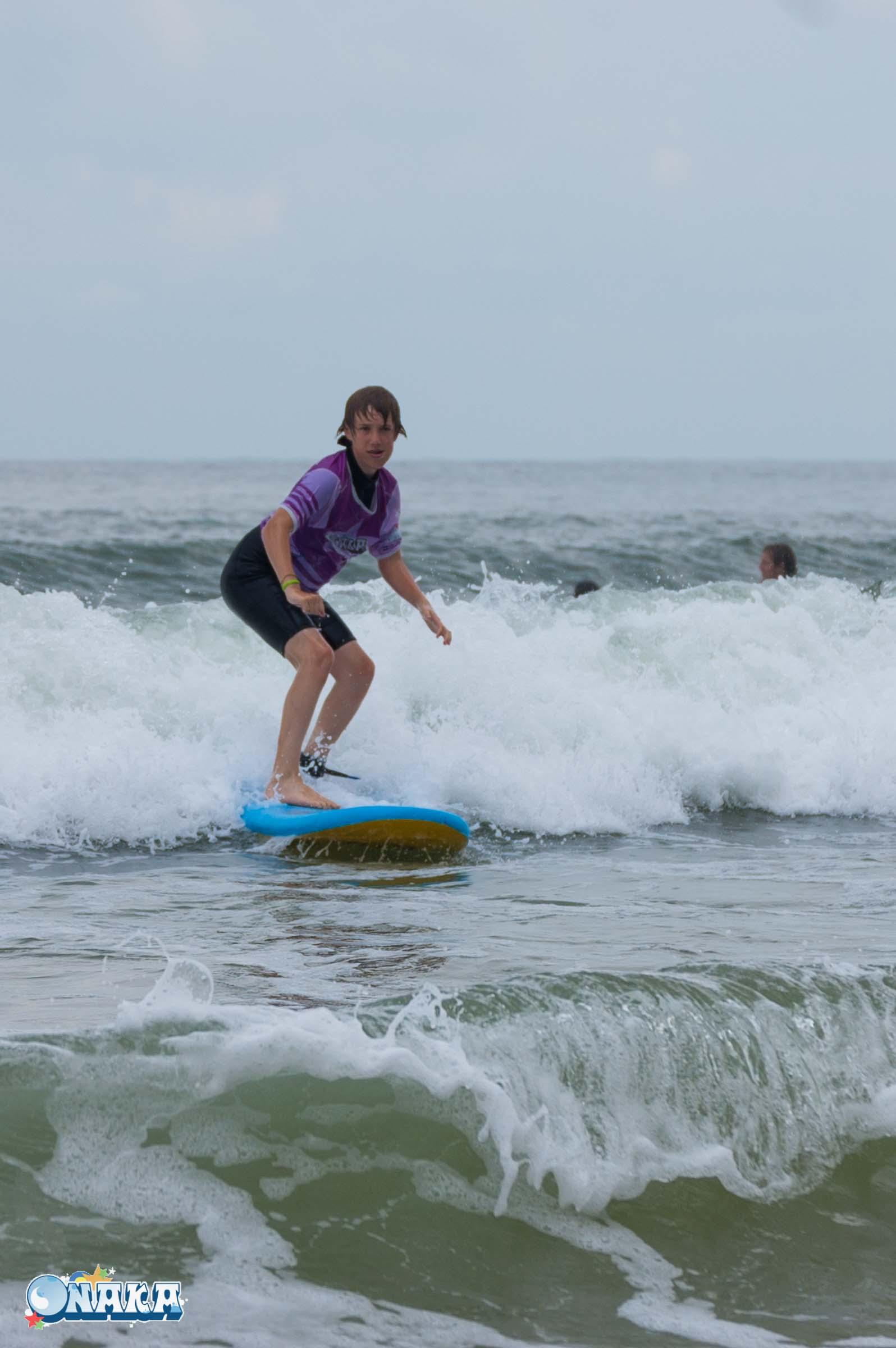 Onaka Surf-groupe