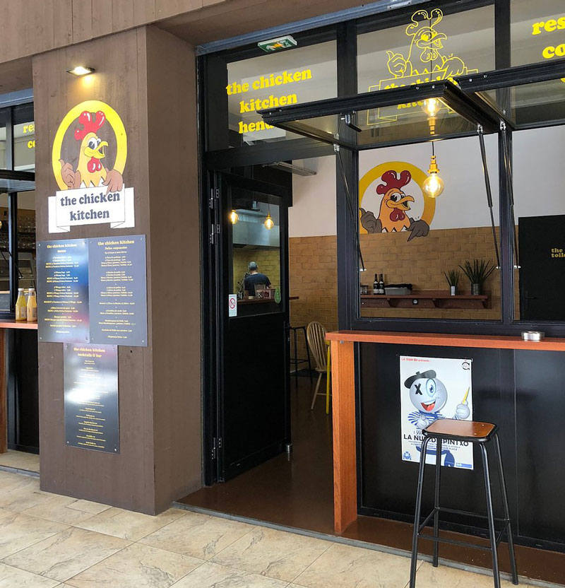 Onaka - Concours Chicken Kitchen