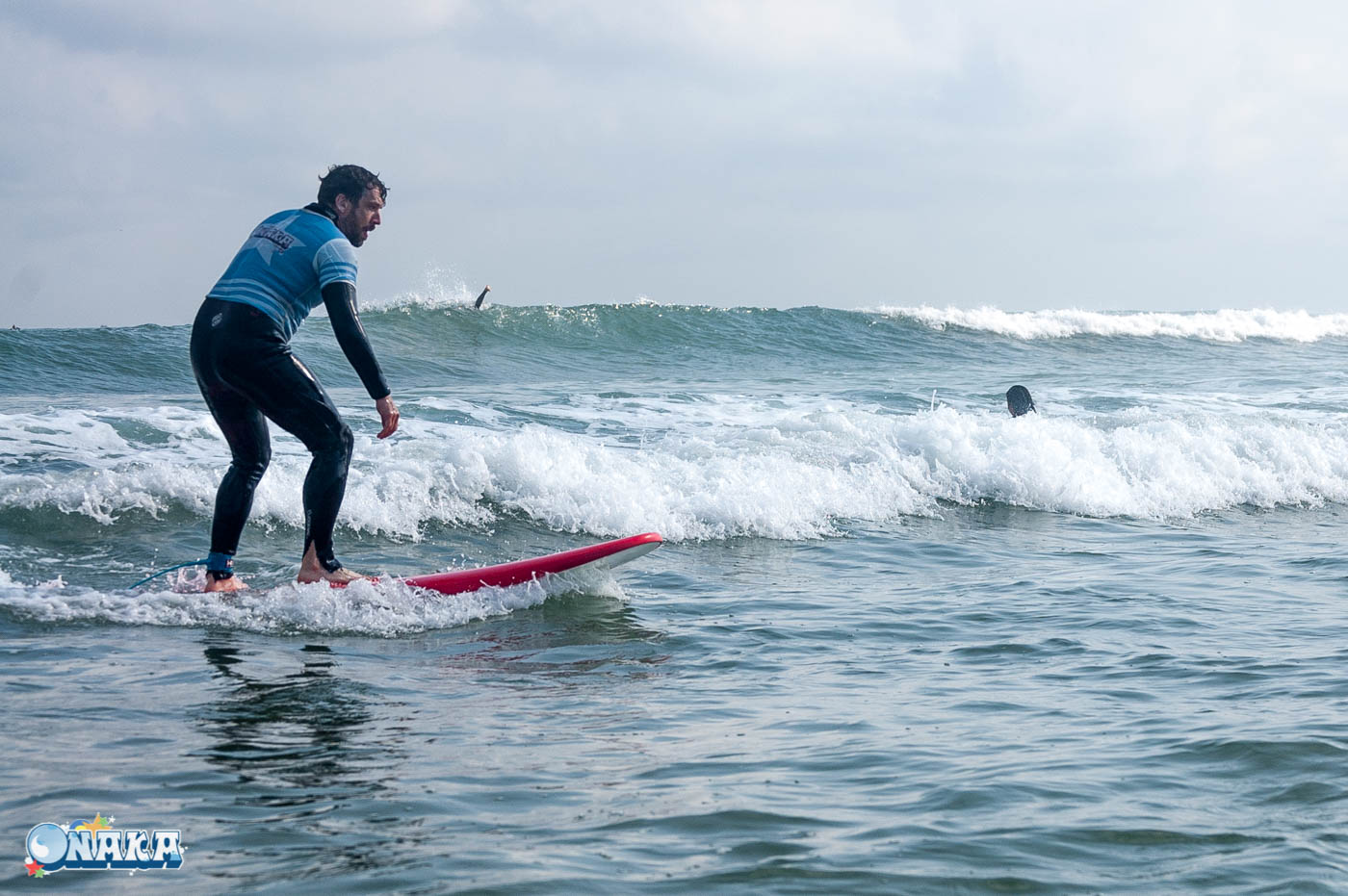 Onaka - cours surf Hendaye
