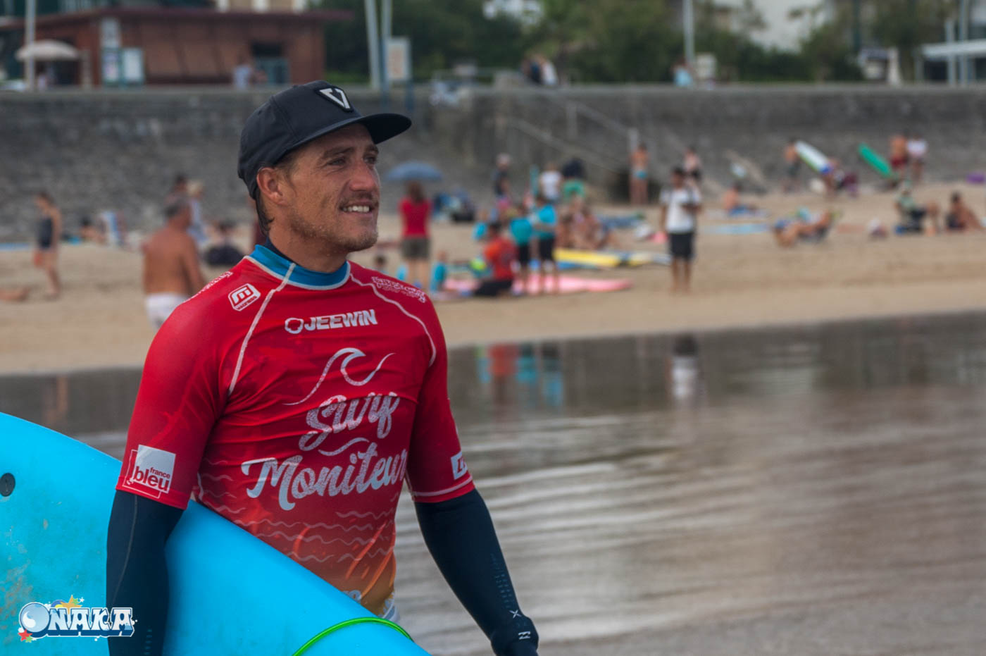 Onaka - cours surf Hendaye Quentin