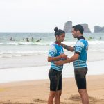 Onaka cours surf Hendaye collectifs