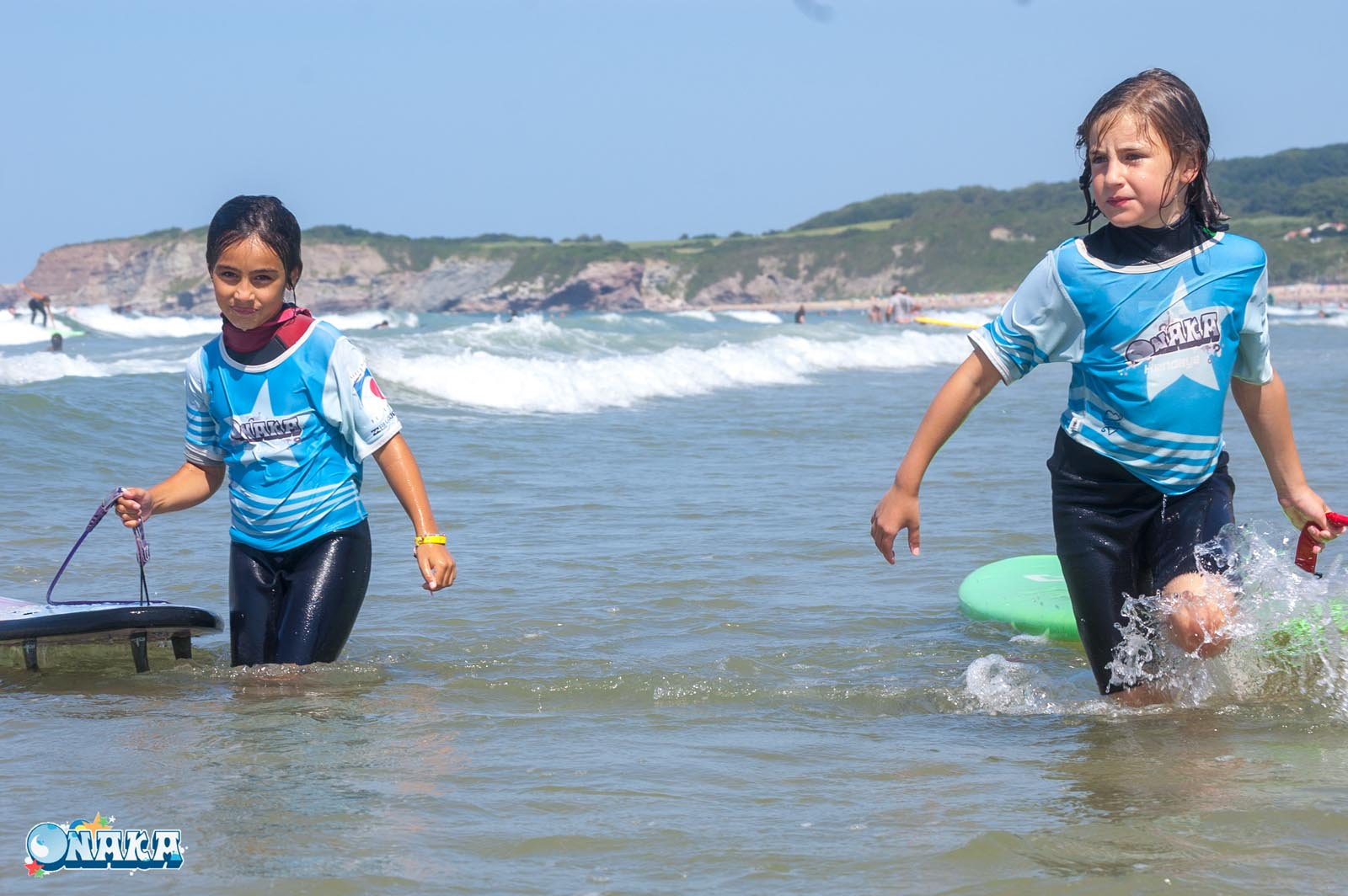 Onaka cours surf collectif - Quentin 02082018